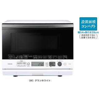 トウシバ(東芝)のりず様専用】TOSHIBA スチームオーブンレンジ 石窯(調理機器)
