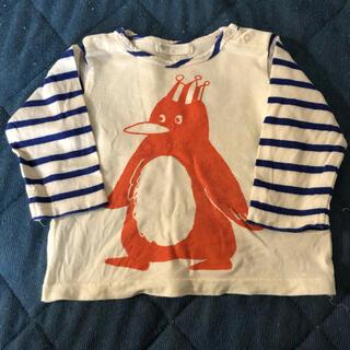 ナルミヤ インターナショナル(NARUMIYA INTERNATIONAL)のロンT ペンギン(Tシャツ)