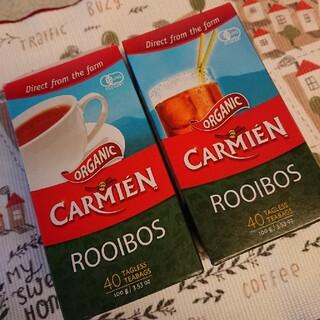 コストコ(コストコ)の新品★オーガニック ルイボスティー コストコ 40包×2箱セット(茶)