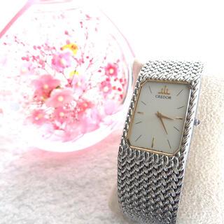 SEIKO - 極美品 時計 セイコー クレドール 2F70-5330 レディース