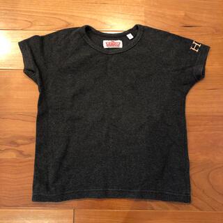 ハリウッドランチマーケット(HOLLYWOOD RANCH MARKET)のハリウッドランチマーケット kids ベビー Tシャツ 刺繍 美品 2歳サイズ(Tシャツ/カットソー)