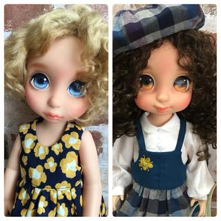 ディズニー(Disney)の様取り置き 4月 白雪姫 ラプンツェル2体 エルサ(人形)
