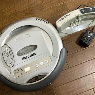 ヤマゼン(山善)の【再値下げしました!!】お掃除ロボット ルンバ YAMAZEN ZC-R1000(掃除機)