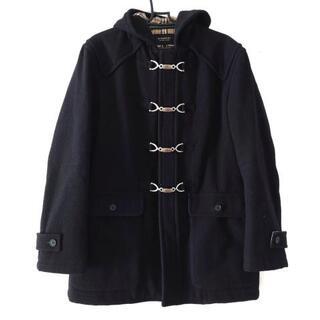 バーバリーブラックレーベル(BURBERRY BLACK LABEL)のバーバリーブラックレーベル コート L美品 (その他)