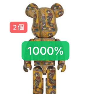 メディコムトイ(MEDICOM TOY)のBE@RBRICK「Van Gogh Museum」1000%(キャラクターグッズ)