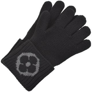 ルイヴィトン(LOUIS VUITTON)のルイ・ヴィトン ゴン・LV コラージュ グローブ 手袋(手袋)