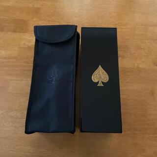 アルマンドバジ(Armand Basi)のアルマンド ゴールド 箱 カバー付き(シャンパン/スパークリングワイン)