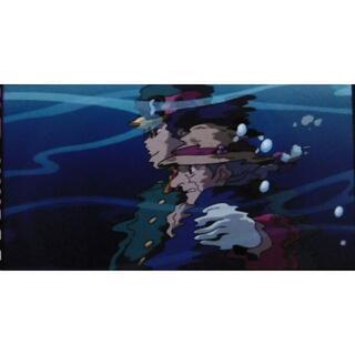 ジブリ(ジブリ)のジブリ☆ハウルの動く城☆フィルムブックマーカー36(その他)