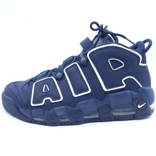 ナイキ(NIKE)のNIKE AIR MORE UPTEMPO 96 OBSIDIAN ナイキ (スニーカー)