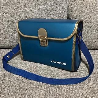 OLYMPUS - 昭和レア物 オリンパス カメラ バッグ