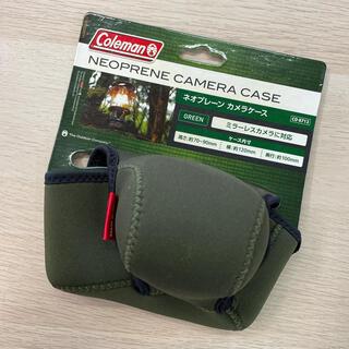 エツミ(ETSUMI)のエツミ コールマン ネオプレーン カメラケース 新品未使用(ケース/バッグ)