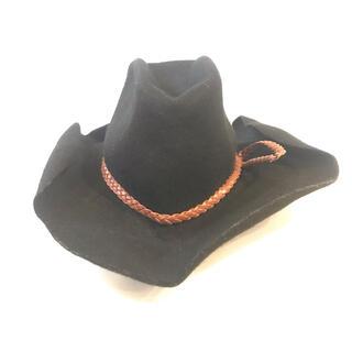 ポールハーデン(Paul Harnden)の自然にひしゃげたおしゃれな帽子(ハット)
