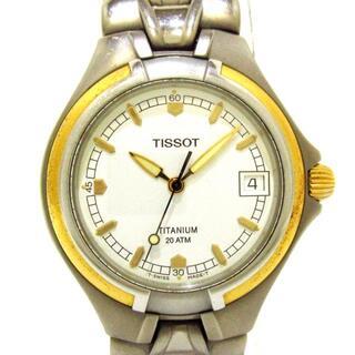 ティソ(TISSOT)のTISSOT(ティソ) 腕時計 T660 ボーイズ 白(腕時計)