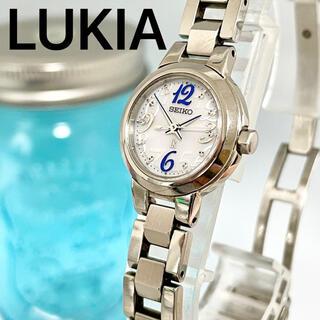 SEIKO - 59 セイコー  ルキア時計  レディース腕時計 ソーラー時計 ブルー