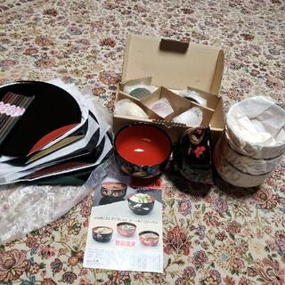 ユミカツラ(YUMI KATSURA)の桂由美 椀 小鉢 多用盆 箸セット(食器)