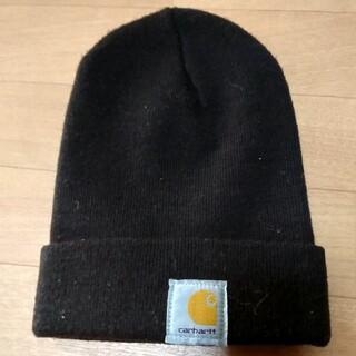 carhartt - カーハート  濃茶色 ニット帽