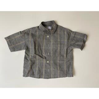 シップスキッズ(SHIPS KIDS)のARCH &LINE シャツ 100-110(Tシャツ/カットソー)