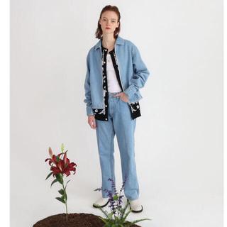 TTT MSW 21SS Denim pants (Ice wash)(デニム/ジーンズ)