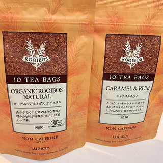ルピシア(LUPICIA)のおまとめです♩ルピシア ティーバッグ ノンカフェイン (茶)