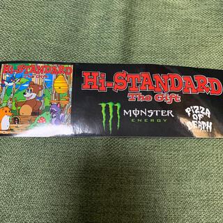 Hi-standardステッカー(ミュージシャン)