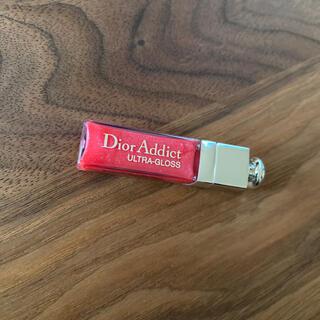 クリスチャンディオール(Christian Dior)の【新品】Dior  Addict  ULTRA-GLOSS  グロス  765(リップグロス)
