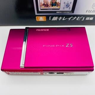 フジフイルム(富士フイルム)のFUJIFILM FinePix Z FINEPIX Z5FD デジタルカメラ(コンパクトデジタルカメラ)