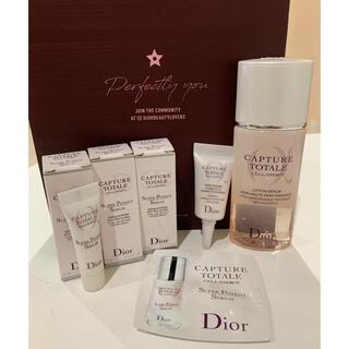 クリスチャンディオール(Christian Dior)のDIOR カプチュールトータル ミニサイズ(美容液)