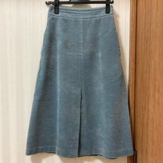 ビューティフルピープル(beautiful people)のビューティフルピープル コーデュロイスカート(ひざ丈スカート)