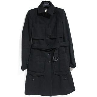 アントニオベラルディ(ANTONIO BERARDI)のアントニオ ベラルディ トレンチ コート ブラック 黒 (トレンチコート)