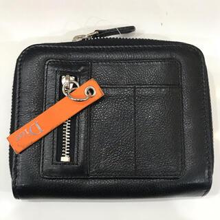 クリスチャンディオール(Christian Dior)のdior ディオール 二つ折り 財布 トロッター(財布)