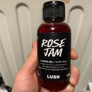 LUSH - LUSH ローズジャムシャワージェル