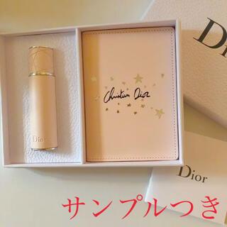 ディオール(Dior)のディオール ミスディオール トラベルギフトセット パスポートケース ノベルティ(香水(女性用))