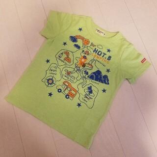 ホットビスケッツ(HOT BISCUITS)のミキハウス ホットビ Tシャツ 100(Tシャツ/カットソー)