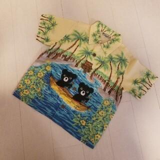 ダブルビー(DOUBLE.B)のミキハウス ダブルビー アロハシャツ 100(Tシャツ/カットソー)