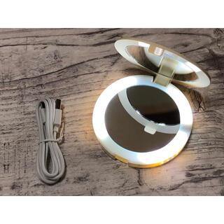 コスメキッチン(Cosme Kitchen)のto/one LEDミラー(ミラー)