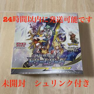 ポケモン(ポケモン)のポケモンカード ドリームリーグ シュリンク付き 1BOX(Box/デッキ/パック)