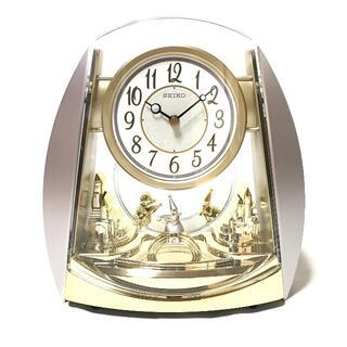 セイコー(SEIKO)の置時計【PW419G】《セイコー 新品 未使用 美品 飾り振り子 アンティーク》(置時計)