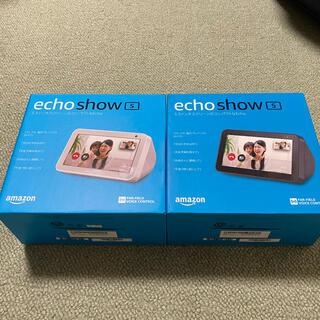 ECHO - 新品未開封 Amazon Echo Show5 2台セット アマゾン