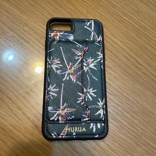 ムルーア(MURUA)のMURUA iPhone8 ケース(iPhoneケース)
