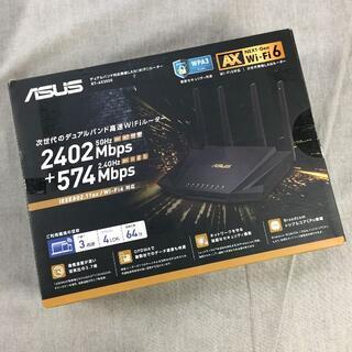 ASUS - ASUS WiFi 無線 ルーター WiFi6 2402+574Mbps
