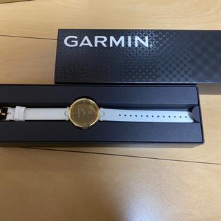 ガーミン(GARMIN)の新品未使用品 GARMIN Lily Classic White  (腕時計)