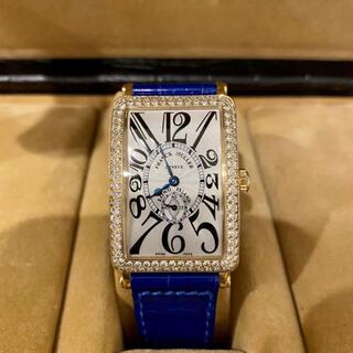 フランクミュラー(FRANCK MULLER)のFRANCK MULLER ロングアイランド950 S6 D純正ダイヤ(腕時計)