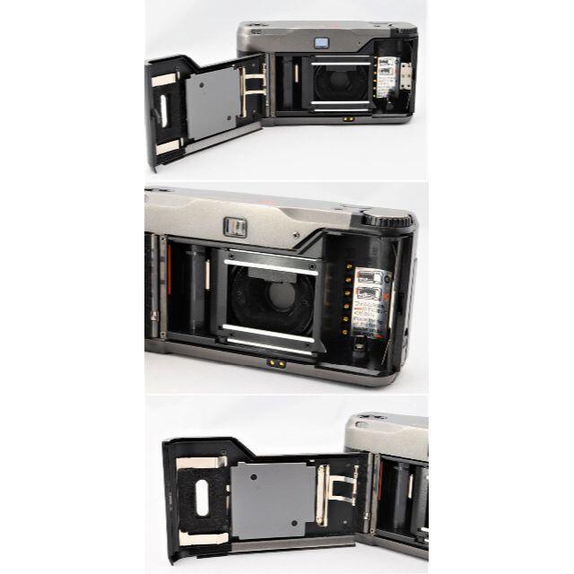 京セラ(キョウセラ)のコンタックス CONTAX T2 カールツァイス 希少チタンブラック スマホ/家電/カメラのカメラ(フィルムカメラ)の商品写真