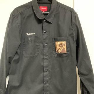 シュプリーム(Supreme)のSupreme ワークシャツ(シャツ)
