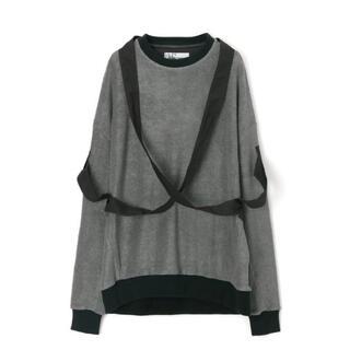 ヴィヴィアンウエストウッド(Vivienne Westwood)のVivienne Westwood MAN パイルボンテージ ジャンパー(Tシャツ/カットソー(七分/長袖))