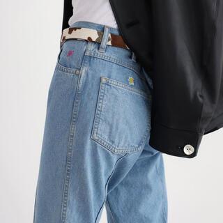 アレッジ(ALLEGE)のTTT MSW 21SS Denim pants (Ice wash)(デニム/ジーンズ)