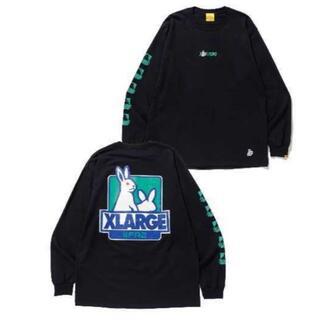 専用出品 FR2 XLARGE ロンT 白L 黒XL(Tシャツ/カットソー(七分/長袖))