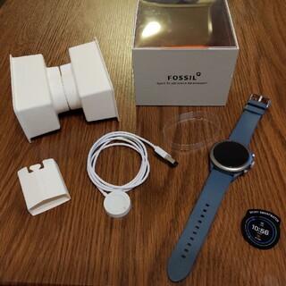 フォッシル(FOSSIL)のFOSSIL スポーツスマートウォッチ FTW4021(腕時計(デジタル))
