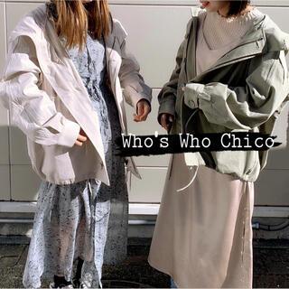 フーズフーチコ(who's who Chico)のChico♡BIG カスタネ ローリーズファーム wcloset mystic(モッズコート)