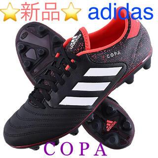 アディダス(adidas)の⭐️新品未使用⭐️ adidas アディダス コパ 18.2-ジャパン HG(シューズ)